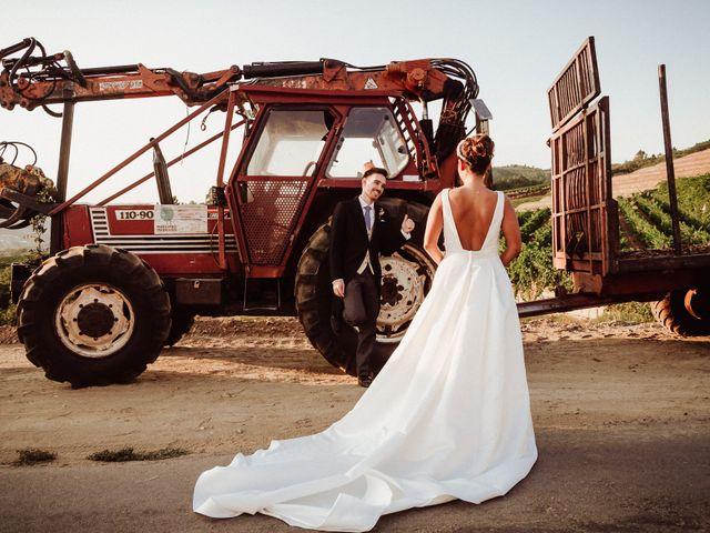 La boda de Valeria y Edu en Ribadavia, Orense 88