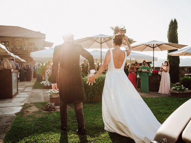 La boda de Valeria y Edu en Ribadavia, Orense 95