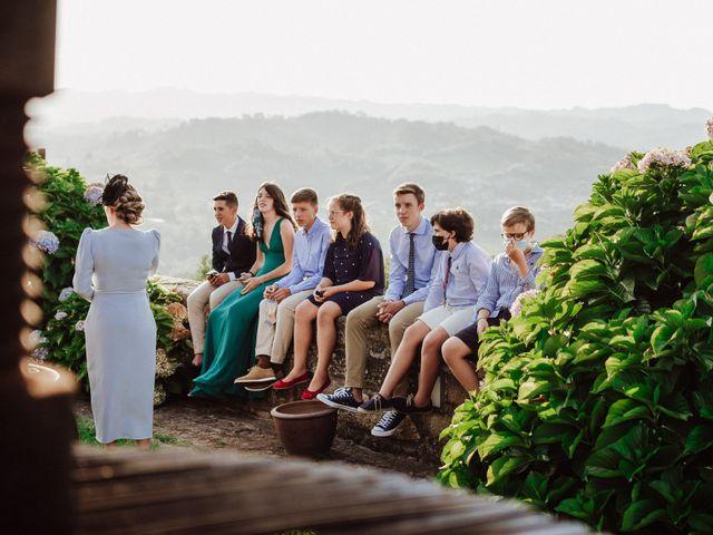 La boda de Valeria y Edu en Ribadavia, Orense 97