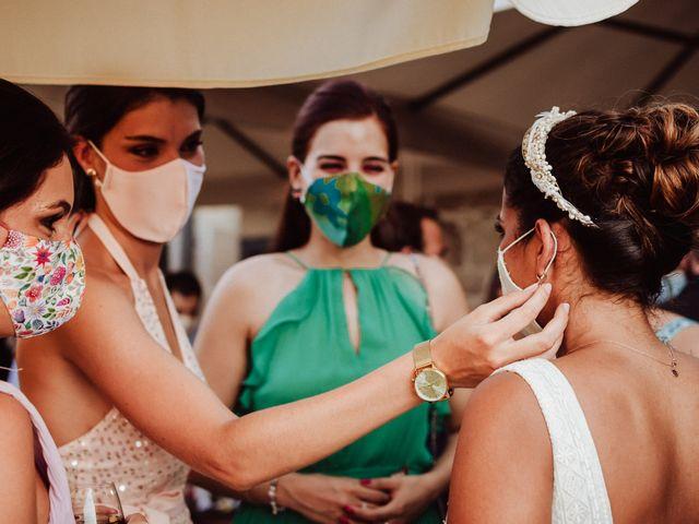 La boda de Valeria y Edu en Ribadavia, Orense 100