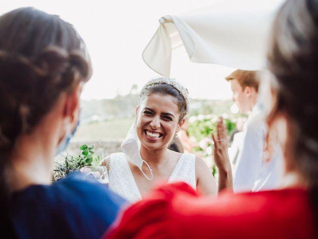 La boda de Valeria y Edu en Ribadavia, Orense 101