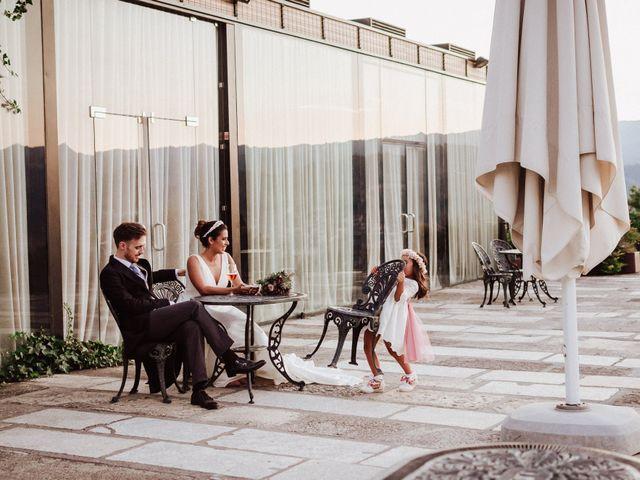 La boda de Valeria y Edu en Ribadavia, Orense 102