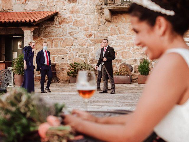 La boda de Valeria y Edu en Ribadavia, Orense 103
