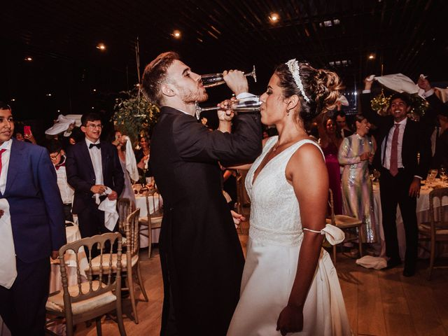 La boda de Valeria y Edu en Ribadavia, Orense 111