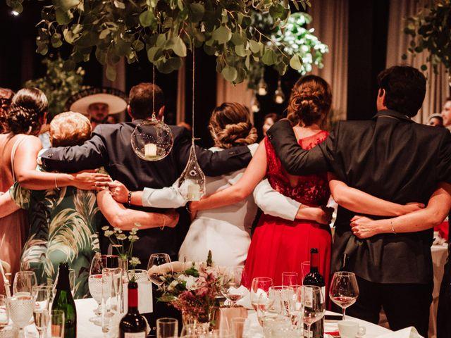 La boda de Valeria y Edu en Ribadavia, Orense 121