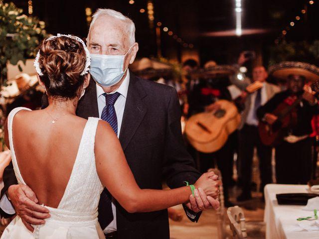 La boda de Valeria y Edu en Ribadavia, Orense 122