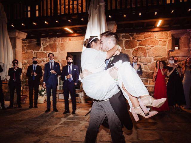 La boda de Valeria y Edu en Ribadavia, Orense 128