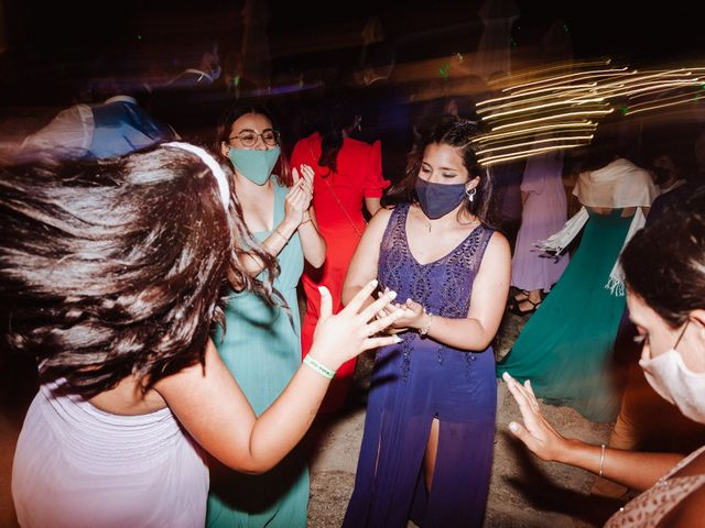 La boda de Valeria y Edu en Ribadavia, Orense 130