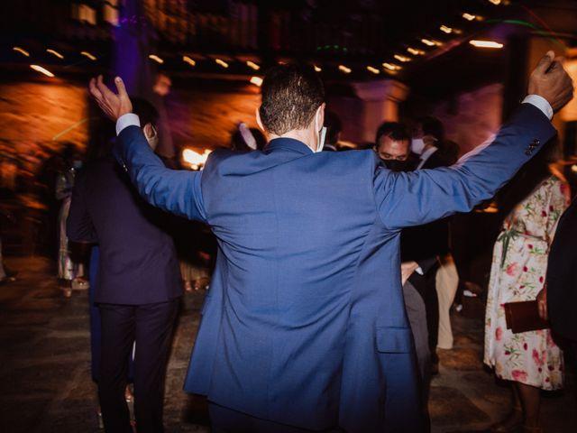 La boda de Valeria y Edu en Ribadavia, Orense 131