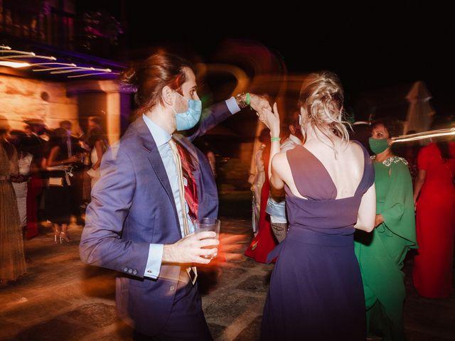 La boda de Valeria y Edu en Ribadavia, Orense 132