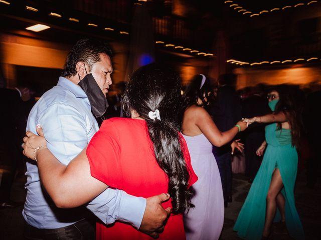 La boda de Valeria y Edu en Ribadavia, Orense 133