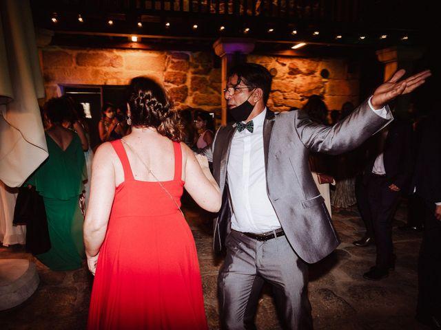 La boda de Valeria y Edu en Ribadavia, Orense 134