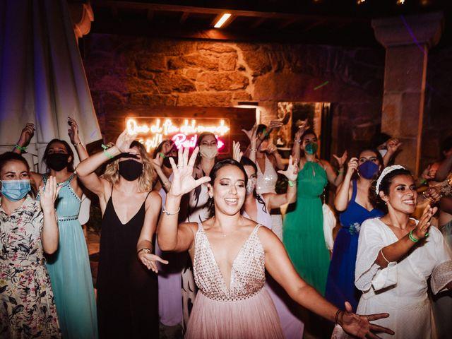 La boda de Valeria y Edu en Ribadavia, Orense 135
