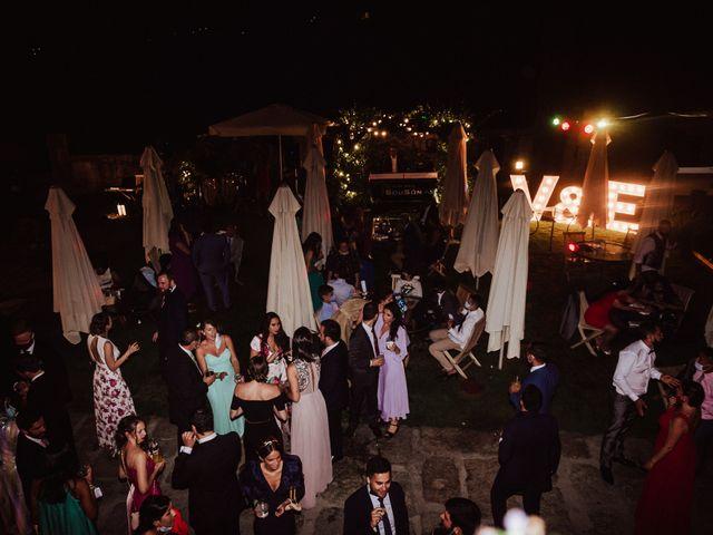La boda de Valeria y Edu en Ribadavia, Orense 136