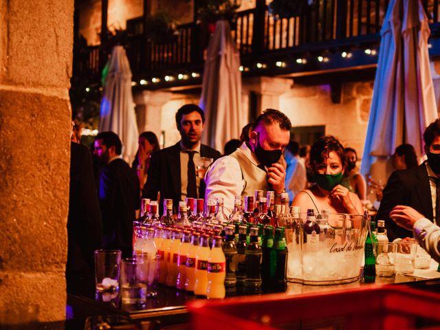 La boda de Valeria y Edu en Ribadavia, Orense 139