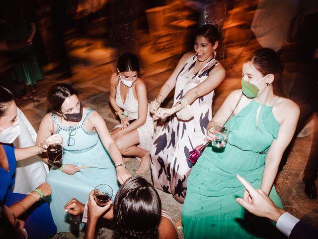 La boda de Valeria y Edu en Ribadavia, Orense 141