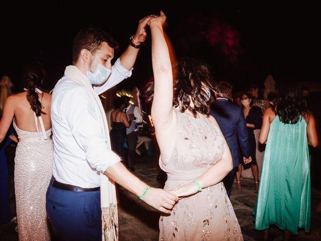 La boda de Valeria y Edu en Ribadavia, Orense 142