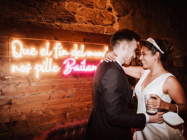 La boda de Valeria y Edu en Ribadavia, Orense 143
