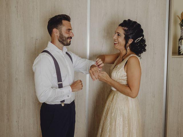 La boda de Yoni y Paula en Málaga, Málaga 5