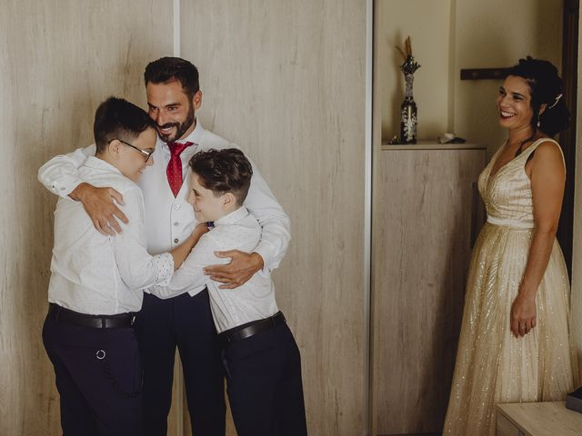 La boda de Yoni y Paula en Málaga, Málaga 7