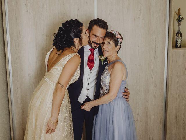La boda de Yoni y Paula en Málaga, Málaga 8