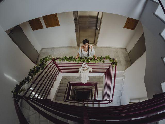 La boda de Yoni y Paula en Málaga, Málaga 15