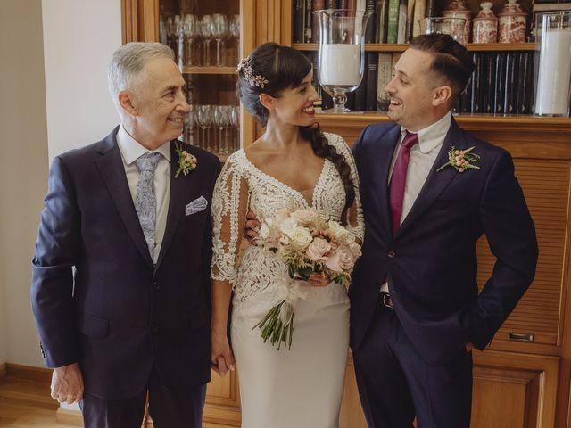 La boda de Yoni y Paula en Málaga, Málaga 29