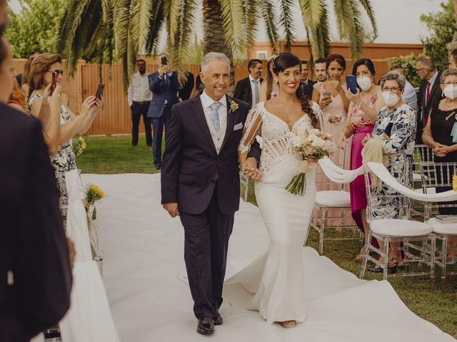 La boda de Yoni y Paula en Málaga, Málaga 30
