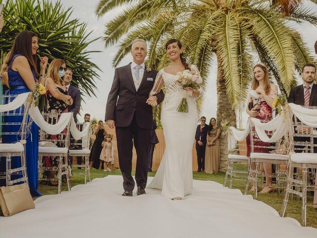 La boda de Yoni y Paula en Málaga, Málaga 36