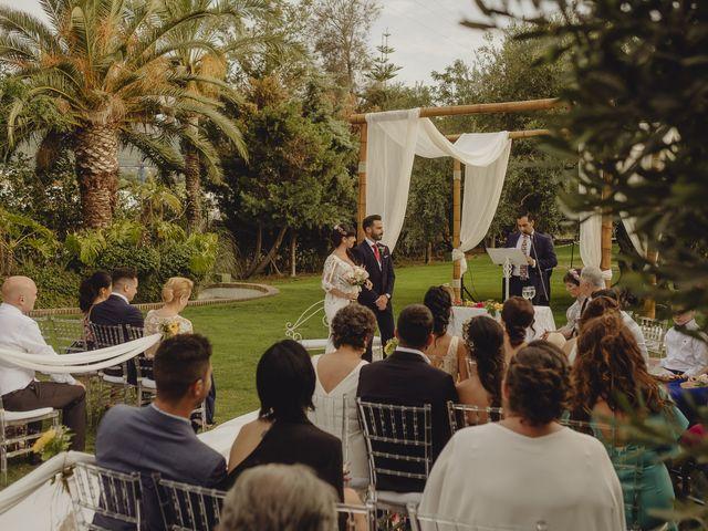 La boda de Yoni y Paula en Málaga, Málaga 39