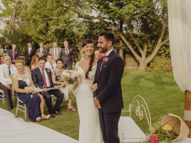 La boda de Yoni y Paula en Málaga, Málaga 40