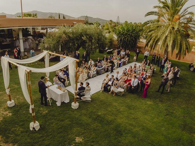 La boda de Yoni y Paula en Málaga, Málaga 42