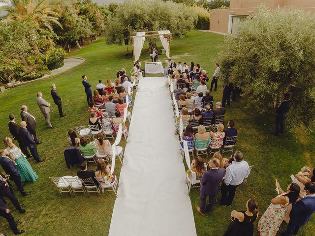 La boda de Yoni y Paula en Málaga, Málaga 44