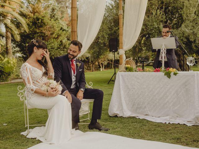 La boda de Yoni y Paula en Málaga, Málaga 47