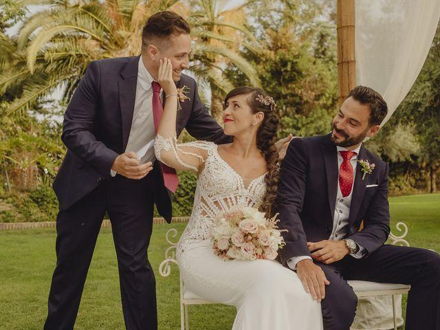 La boda de Yoni y Paula en Málaga, Málaga 48