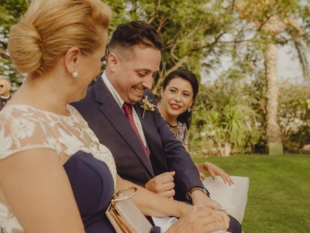 La boda de Yoni y Paula en Málaga, Málaga 49