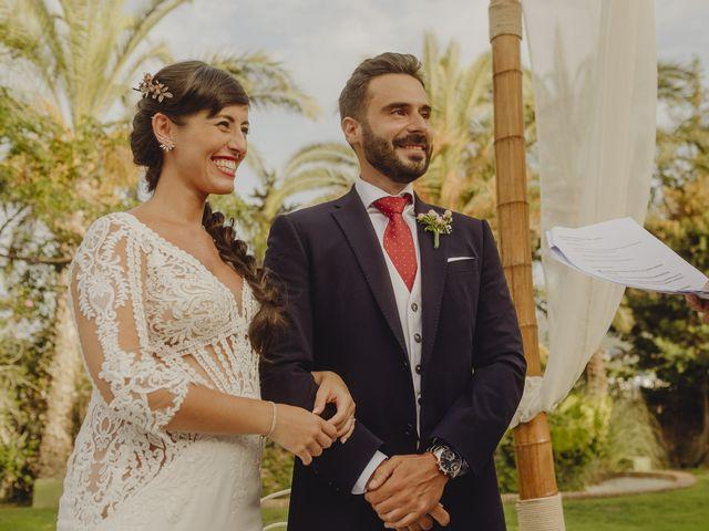 La boda de Yoni y Paula en Málaga, Málaga 50