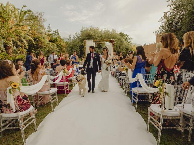 La boda de Yoni y Paula en Málaga, Málaga 62