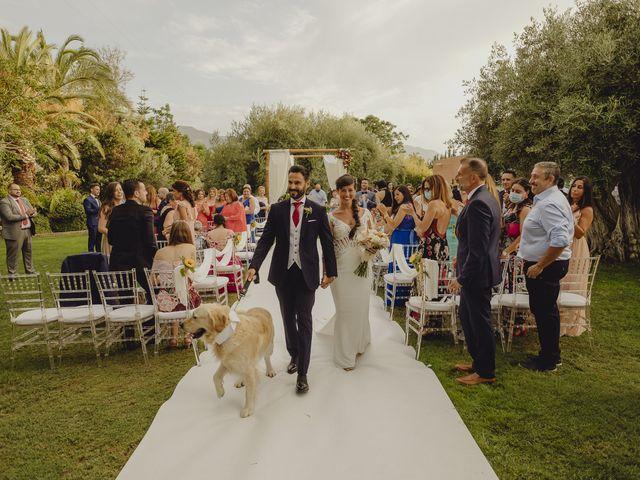 La boda de Yoni y Paula en Málaga, Málaga 63