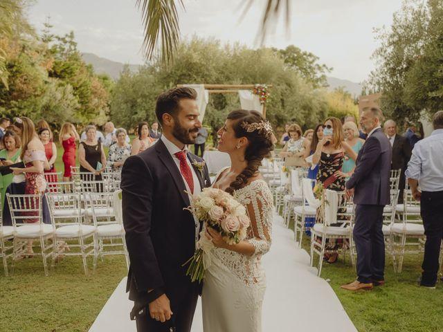 La boda de Yoni y Paula en Málaga, Málaga 1
