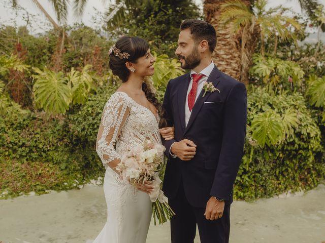 La boda de Yoni y Paula en Málaga, Málaga 64
