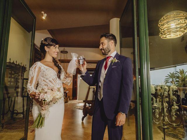 La boda de Yoni y Paula en Málaga, Málaga 65