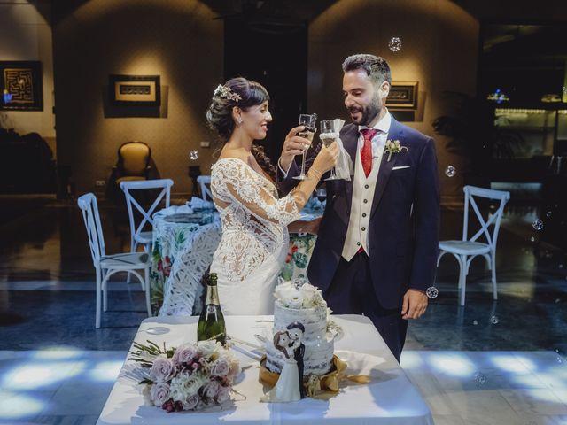 La boda de Yoni y Paula en Málaga, Málaga 77