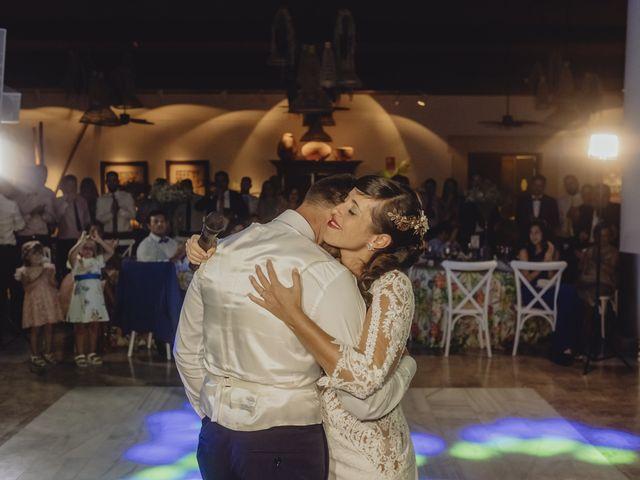 La boda de Yoni y Paula en Málaga, Málaga 81