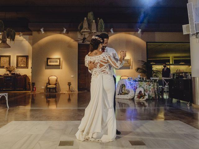 La boda de Yoni y Paula en Málaga, Málaga 82