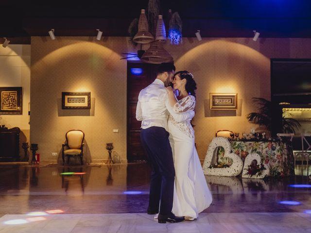 La boda de Yoni y Paula en Málaga, Málaga 84