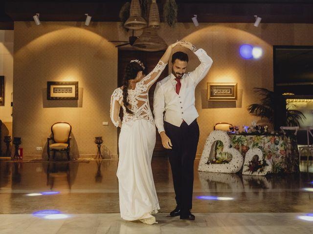 La boda de Yoni y Paula en Málaga, Málaga 85