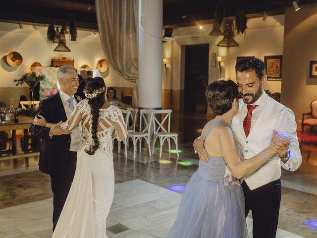 La boda de Yoni y Paula en Málaga, Málaga 87