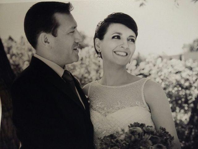 La boda de Sara y Ginés