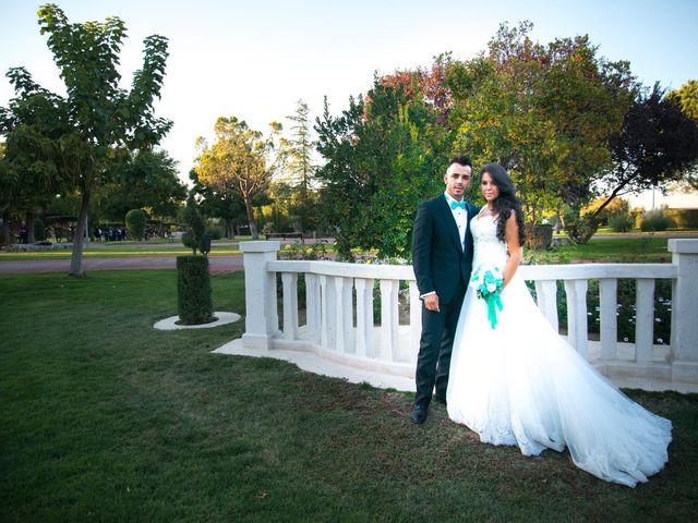 La boda de Patricia y Marcos